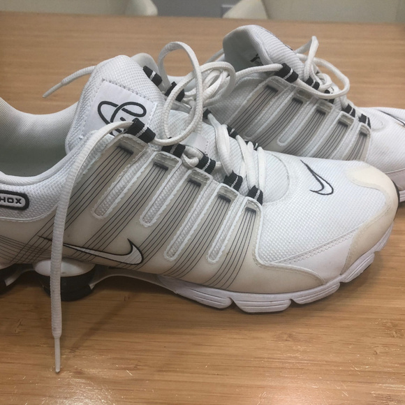 pretty nice 94ece 12d03 Men's Nike Shox NZ 2.0 2010 size 13 white